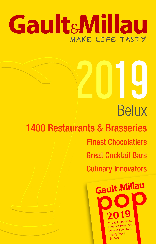 Risultati immagini per gault millau belux 2019