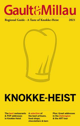 A Taste of Knokke-Heist cover